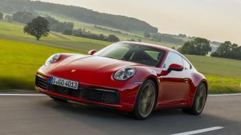 2020 Porsche 911 Carrera First Drive Review Specs Photos