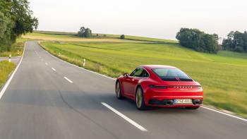 2020 Porsche 911 Carrera First Drive Review