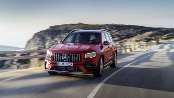 2020 Mercedes-Benz GLA Spy Shots, Rumors >> 2020 Mercedes Amg Glb 35 Performance Compact Crossover Is