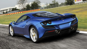 2020 Ferrari F8 Tributo First Drive Review Photos Specs