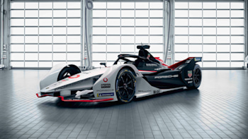 Porsche 99X Formula E competitor unveiled | Autoblog