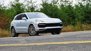 2019 Porsche Cayenne Turbo Second Drive | Performance
