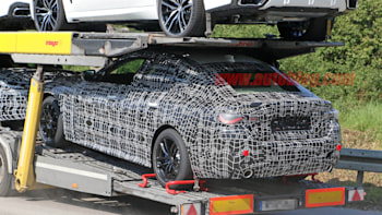 Next-generation BMW 4 Series Gran Coupe spied | Autoblog