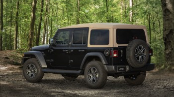 2020 Jeep Wrangler Review Price Specs Features And