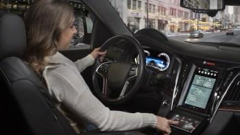 Bosch is developing 3D cockpit displays   Autoblog
