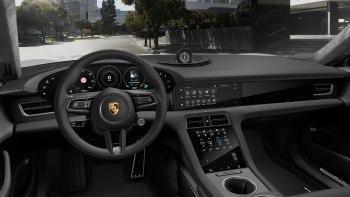 2020 Porsche Taycan Paint And Interior Colors Autoblog