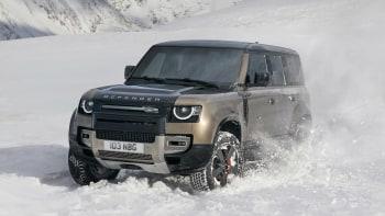 2020 Land Rover Defender is a tiny retro Range Rover | Autoblog
