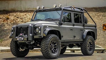 Land Rover Defender Spectre is a custom classic from S C 's