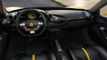 2020 Ferrari F8 Spider Revealed For Frankfurt Motor Show Autoblog