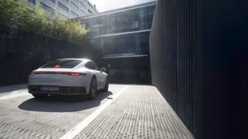 Porsche reveals AWD 2020 911 Carrera 4 coupe and Cabriolet