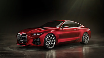Bmw 4 Series >> Bmw Concept Previewing Next 4 Series In Frankfurt Is Up In