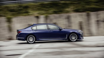 2020 Alpina B7 Review What S New Performance Bmw 7