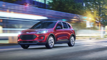 Ford Hybrid Suv >> 2020 Ford Escape Hybrid First Drive What S New Fuel