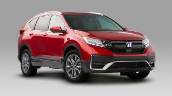 2018 Honda Pilot, CR-V And HR-V Could Get Hybrid Versions >> 2020 Honda Cr V Hybrid Announced For The United States Along