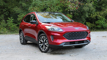 2020 Ford Escape Hybrid First Drive What S New Fuel