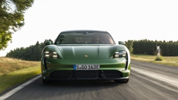 2020 Porsche Taycan First Drive Turbo And Turbo S Performance Electric Range Driving Impressions Autoblog
