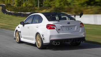 Wrx Sti 0 60 >> 2019 Subaru Sti S209 Review What Is It How It Drives How
