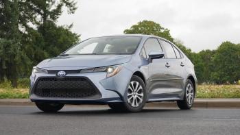 2020 Toyota Corolla Hybrid Second Drive Fuel Economy