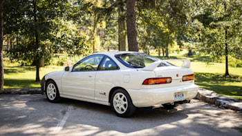 Acura Type R >> A 1997 Acura Integra Type R Just Sold For 82 000 Autoblog
