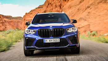 2020 Bmw X5 M And X6 M Unleashed Plus Competition Models To