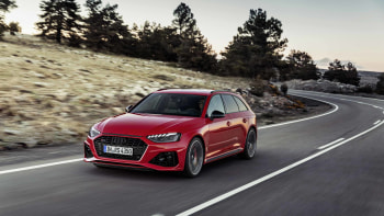 2020 Audi Rs 4 Avant Gets Design Tweaks Improved Tech