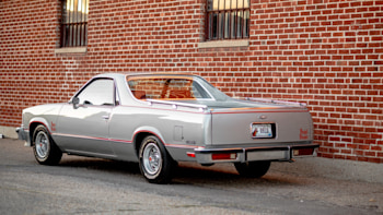 1979 Chevy El Camino Royal Knight Is A Time Capsule Up For Auction