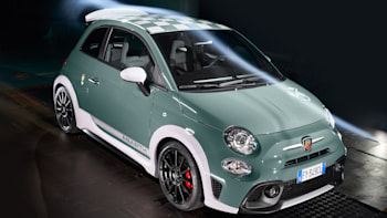 2019 Fiat 695 Abarth 70th Anniversary Edition Has The Best
