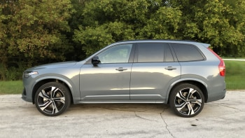 2020 Volvo Xc90 T6 R Design Review Driving Impressions