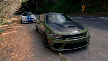 2020 Dodge Charger Widebody First Drive Hellcat Scat Pack