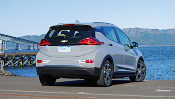 2020 Chevy Bolt First Drive What S New Electric Range Charging Autoblog