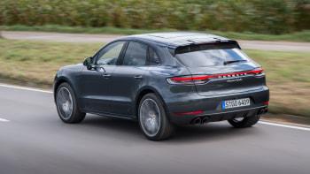2020 Porsche Macan Turbo First Drive