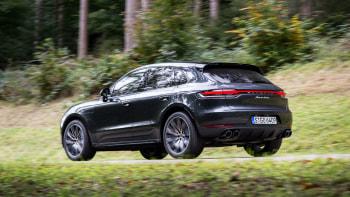 Porsche Macan Turbo >> 2020 Porsche Macan Turbo First Drive What S New