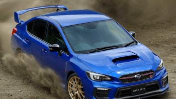 Difference Between Wrx And Sti >> Subaru Wrx Sti Ej20 Final Edition Says Sayonara To A