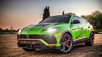 Lamborghini Urus Getting Plug In Hybrid And Racing Variants