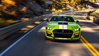Mustang Gt 0 60 >> Ford Claims 2020 Mustang Shelby Gt500 Does 0 60 Mph In 3 3