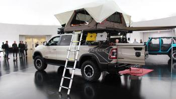 2020 Ram 1500 Rebel Otg Diesel Jeep Wrangler Unlimited