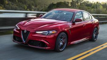 Alfa Romeo Giulia Quadrifoglio >> 2019 Alfa Romeo Giulia Quadrifoglio Review Power Handling