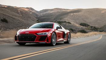 Audi rs8 2020