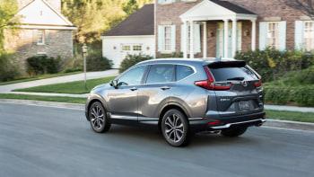 Honda Crv 2018 Release Date Usa >> 2020 Honda Cr V Compact Crossover Gets Slight Price Increase