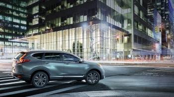 2020 Honda Cr V Reviews Price Specs Features And Photos