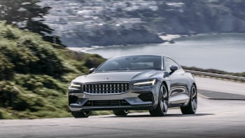 2020 Polestar 1 First Drive Review Plug In Hybrid Electric