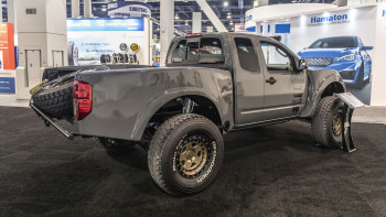 Nissan Frontier Desert Runner And Time Attack 370z Head To