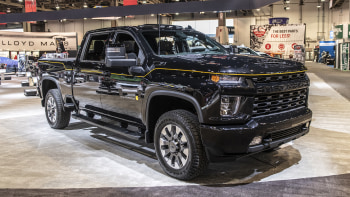 New Chevrolet Truck 2021 - Car Wallpaper