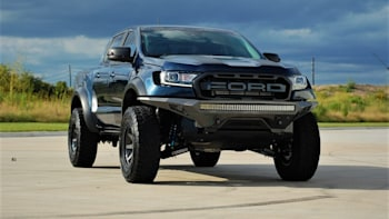 Ford Ranger Raptor Replica By Paxpower Unveiled At Sema 2019
