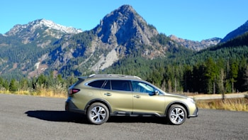 2020 Subaru Outback Quick Spin With The Base 2 5 Liter