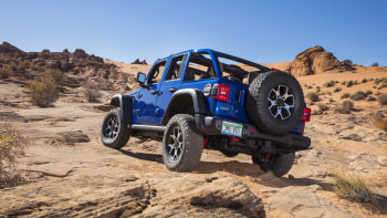 Jeep Wrangler Diesel >> 2020 Jeep Wrangler Unlimited Ecodiesel First Drive Review