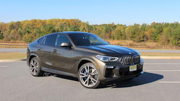 2020 Bmw X6 Review What S New Interior Space Driving