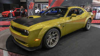 2020 Dodge Challenger Colors.2020 Dodge Challenger 50th Anniversary Edition Celebrates