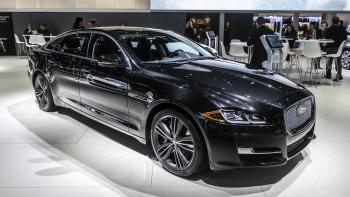 Jaguar Xj Extended Wheelbase