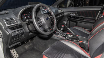 2020 Subaru Wrx Wrx Sti Series White Special Editions Revealed At L A Autoblog